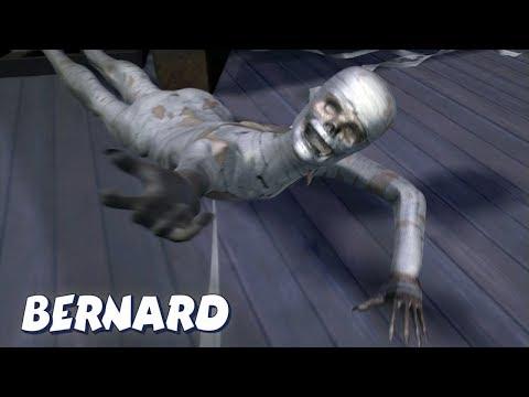 БЕРНАРД: Сумасшедшая мумия и многое другое | Мультфильмы для детей