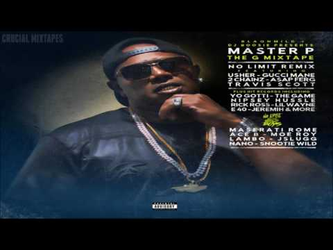 Master P - The G Mixtape [FULL MIXTAPE + DOWNLOAD LINK] [2016]