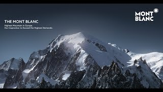 Mont Blanc Expedition 2018