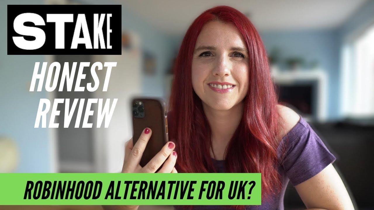 Download STAKE APP REVIEW UK - Trade US Stocks & ETFs for FREE (Robinhood UK Alternative?)
