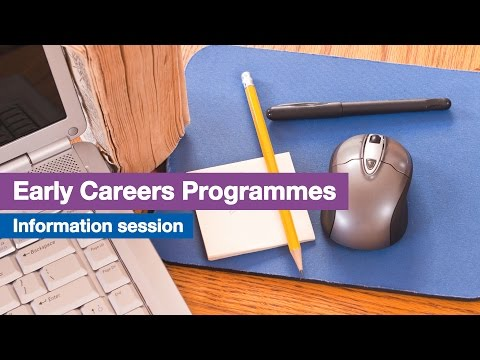 Early Careers Programmes Online Information Session | London Business School