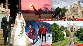Latest about Harry & Meghan's wedding: date, venue, dress, bridesmaids, best man and guest list