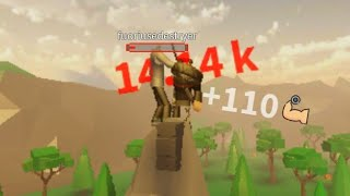 Roblox crushing simulator part 2:look at me crushing a dumster