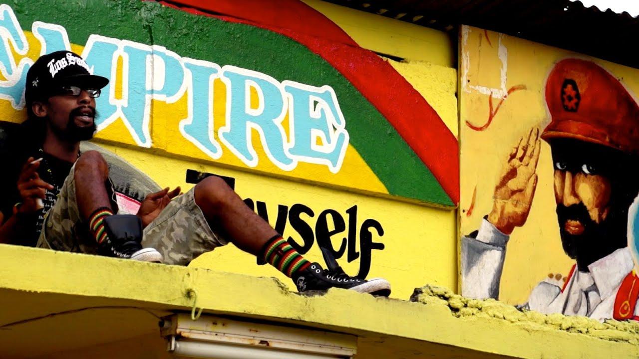 The Gideon - Roots Rock [Jah Ova Evil | Flavour Production | Official Video 2015]
