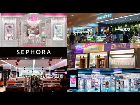 Huge Beauty Haul Singapore 2016 #bahasaindonesia