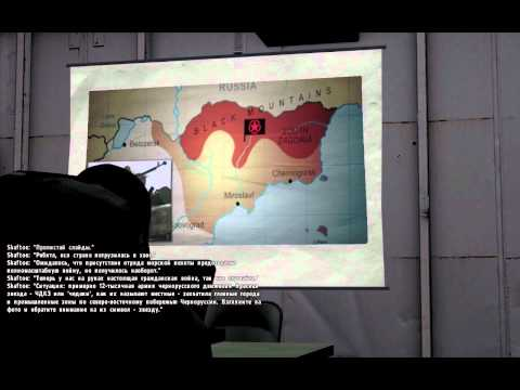 Arma 2 - русский цикл. 1 серия (Красная жатва)