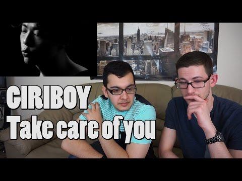 GIRIBOY - Take care of you MV Reaction