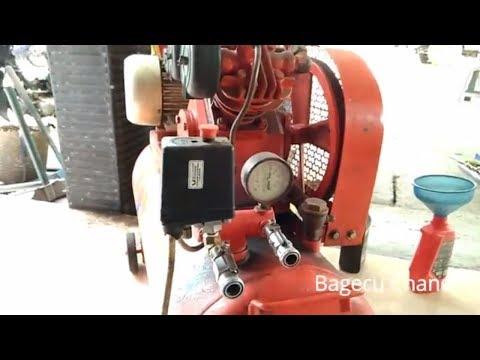 Menyetel otomatis  tekanan angin kompresor# bagecu chanel