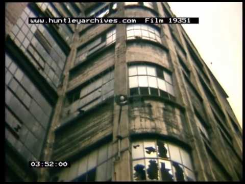 Industrial Architecture of Brussels, 1980s - Film 19351