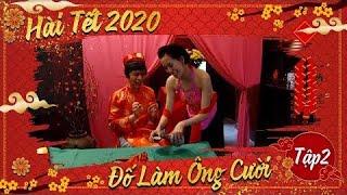 Hài tết 2020-Đố Làm Ông Cười-Quốc Anh-Quang Tèo-Mai Thỏ-tập 2 hài Tết Canh Tý 2020-cười rụng rốn