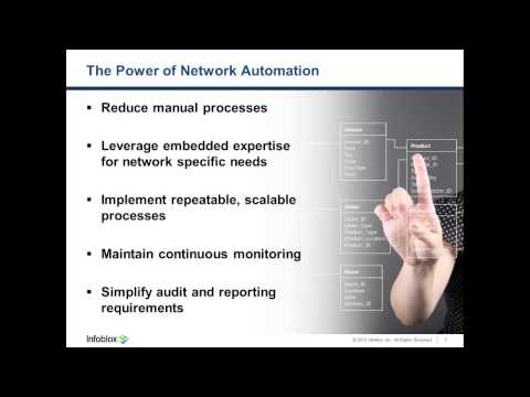 Infoblox - Ensuring Network Security Policy Standards with Infoblox - Webinar