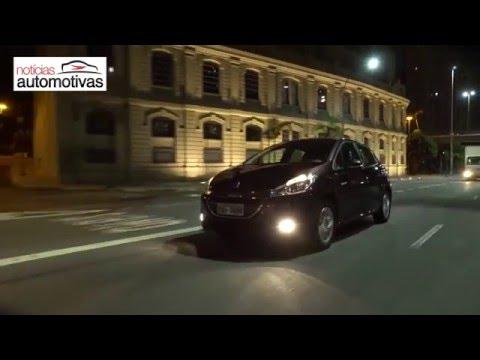 VÍDEO: Peugeot 208 InConcert