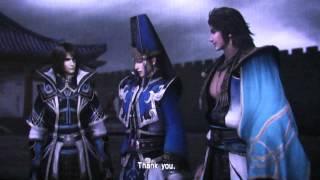 Dynasty Warriors Next (US) - Ambition Unleashed (Jin Cutscene 1/1)