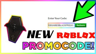 NEW ROBLOX PROMO CODE (AUGUST 2019) | FREE BAT PACK ACCESSORY!