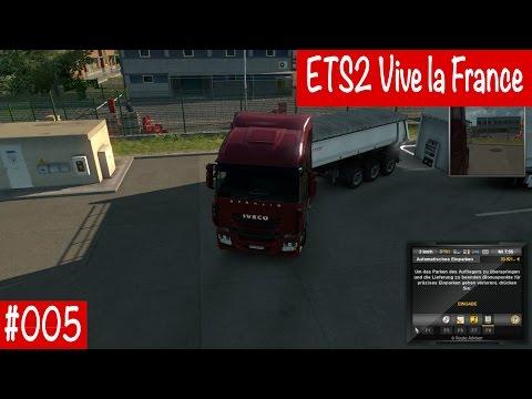 Holzspäne nach Toulouse bringen + Musik | ETS2 Vive la France | ausprobiert | #005 | deutsch