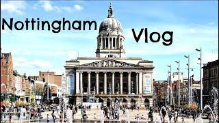 ВЛОГ Ноттингем (Nottingham, UK) : Робин Гуд и старейший паб в Англии!