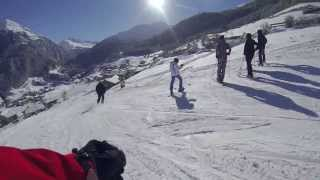 Ski Austria - The Longest Ski Slope in Sölden, Austria