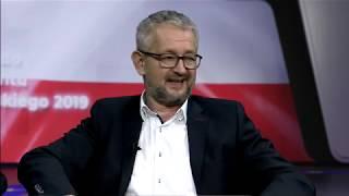 STUDIO WYBORCZE - ZIEMKIEWICZ, ORZEŁ, KRÓL - EFEKT TUSKA NIE ZADZIAŁAŁ