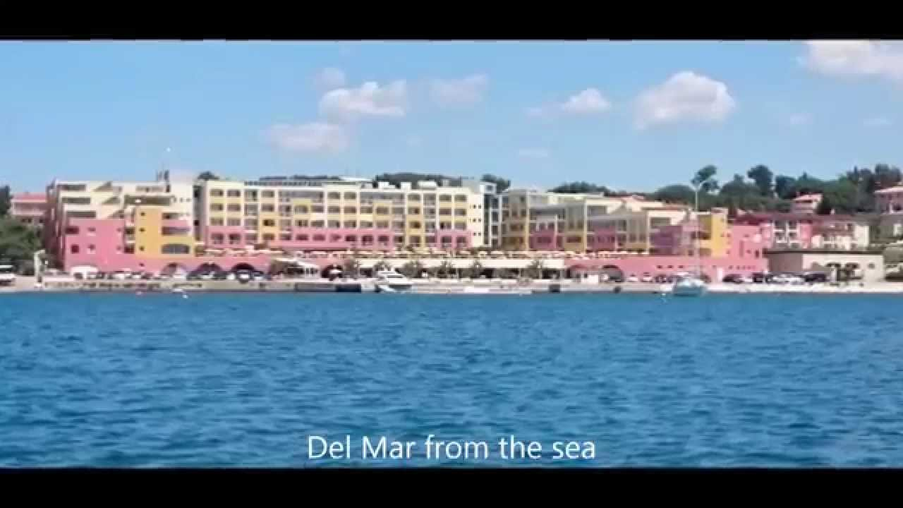 Banjole Croazia Video Clips From Aparthotel Del Mar Banjole Pula Croatia