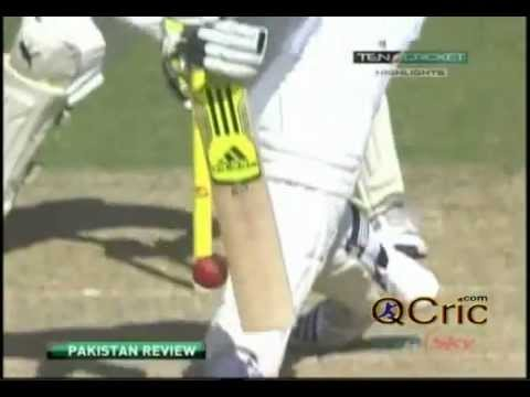 Saeed Ajmal Best 55/7 Bowling Teesra 1st Test Pakistan vs England.FLV
