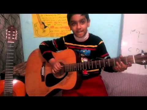 Guitar meri maa guitar tabs : Meri Maa Guitar lesson - YouTube