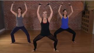 10-Minute Workout: Legs and Arms With Sadie Lincoln