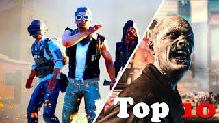 Top 10 Best Action Games 2018   Clash Z