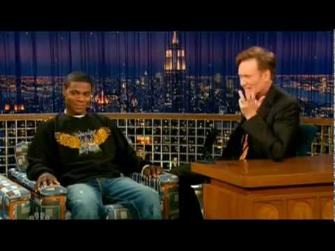 Ass Stamp & Tracy Morgan Interview - 1/16/2007