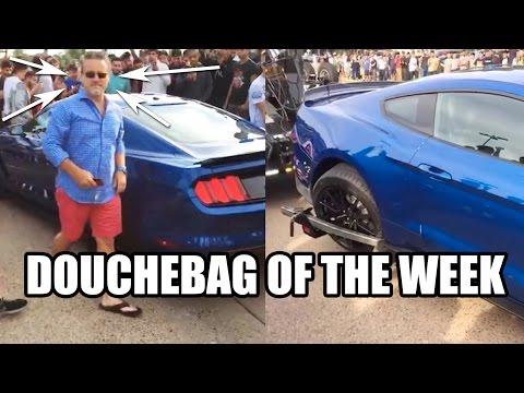 Douchebag Mustang Owner of the Week