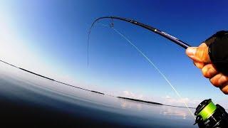 Рыбалка на водохранилище Поиски Судака