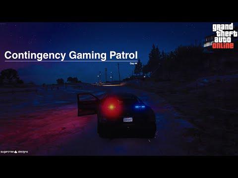 GTA Online: Contingency Patrol Day 4: Friendly Fire!