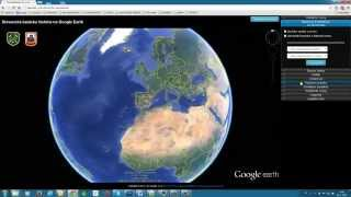 видео Google Earth Plugin