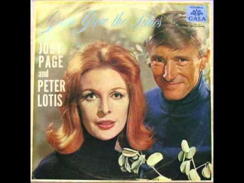 Judy Page & Peter Lotis - Green grow the lilacs