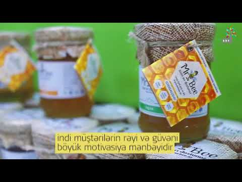 Baku Business Factory - Mr. Bee