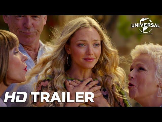 Mamma Mia! Here We Go Again | Avslutande Trailer | Universal Pictures International HD