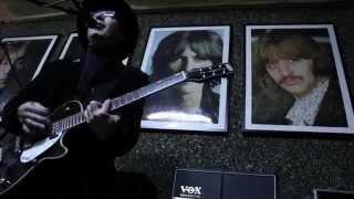Los Escarabajos: Roll Over Beethoven (live rehearsal) [WTB]