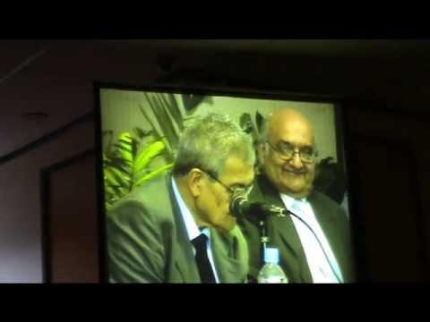 Professor Amartya Sen In Bangladesh Health Watch Launching.wmv