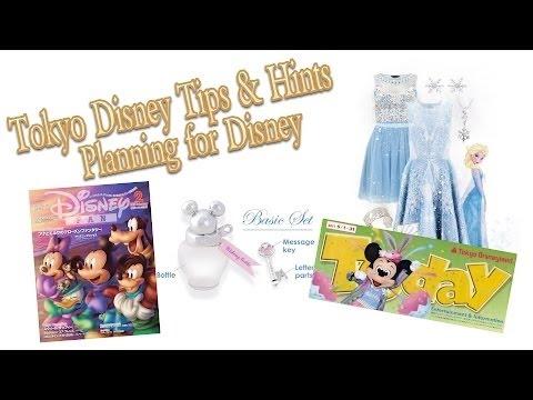 Tokyo Disney Tips and Hints