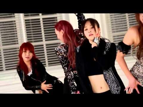 MIRRORED Domino Game - Kiss & Cry (키스&크라이) Dance Version