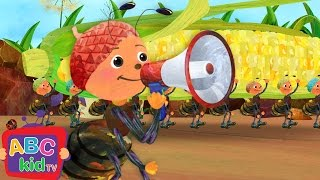 Ants Go Marching | CoCoMelon Nursery Rhymes & Kids Songs