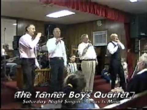 Tanner Boys Quartet -- Saturday Night Singin' -- J...