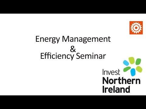 Energy Management & Efficiency Seminar