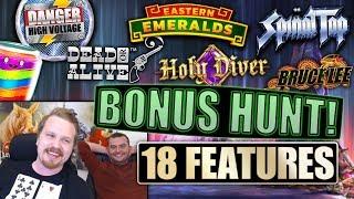 First Bonus Hunt 2019 - Results