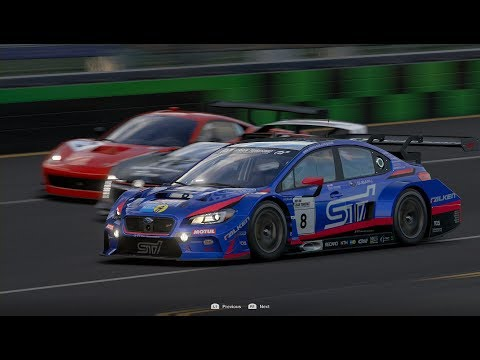 02 gran turismo sport campaign and online racing ps4pro. Black Bedroom Furniture Sets. Home Design Ideas