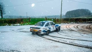 On The Stages 2016, the best of Irish Rallying!!