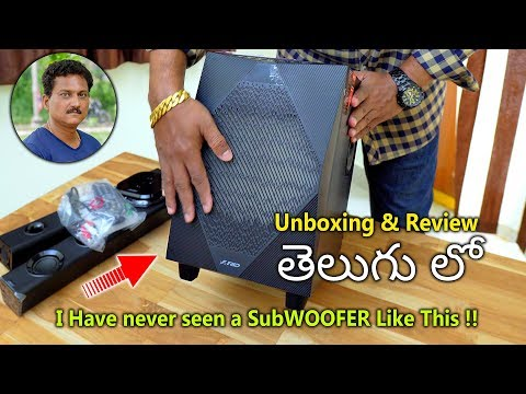 i've-never-seen-a-subwoofer-like-this-in-telugu...