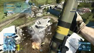 Battlefield 3 Armored Kill - Armored Shield PC Gameplay #4