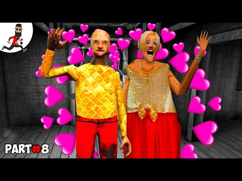 Secret Love Granny Chapter Two ★ Funny Animation Granny vs Aliashraf ★ Part #8 from YouTube · Duration:  3 minutes 30 seconds