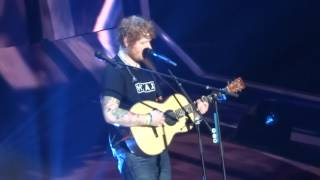 "Ed Sheeran - ""Photograph"" (Live in San Diego 8-6-17)"