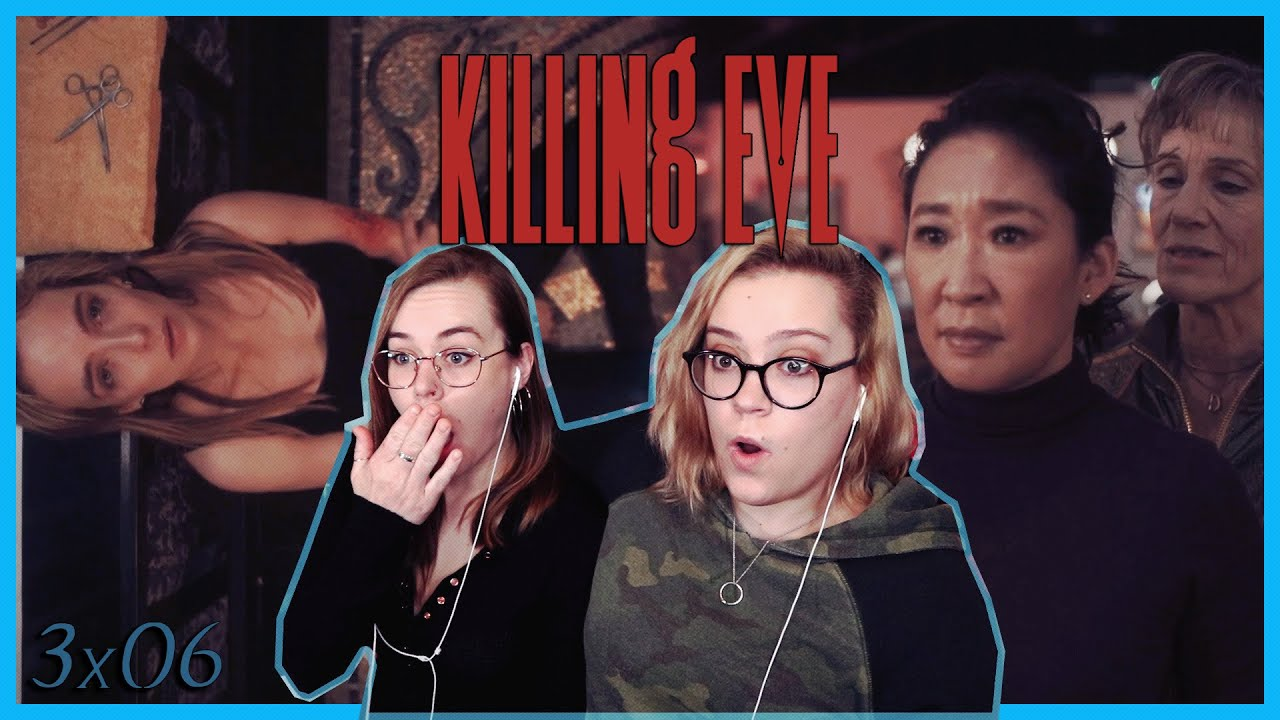 "Download VILLANELLE WANTS OUT! | Killing Eve Season 3 Episode 6 ""End of Game"" REACTION!"